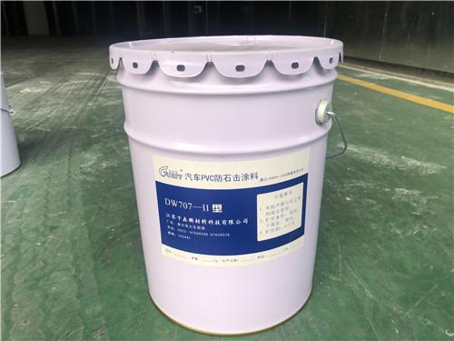 单组份聚氨酯材料汽车钣金件密封胶突显特点表明